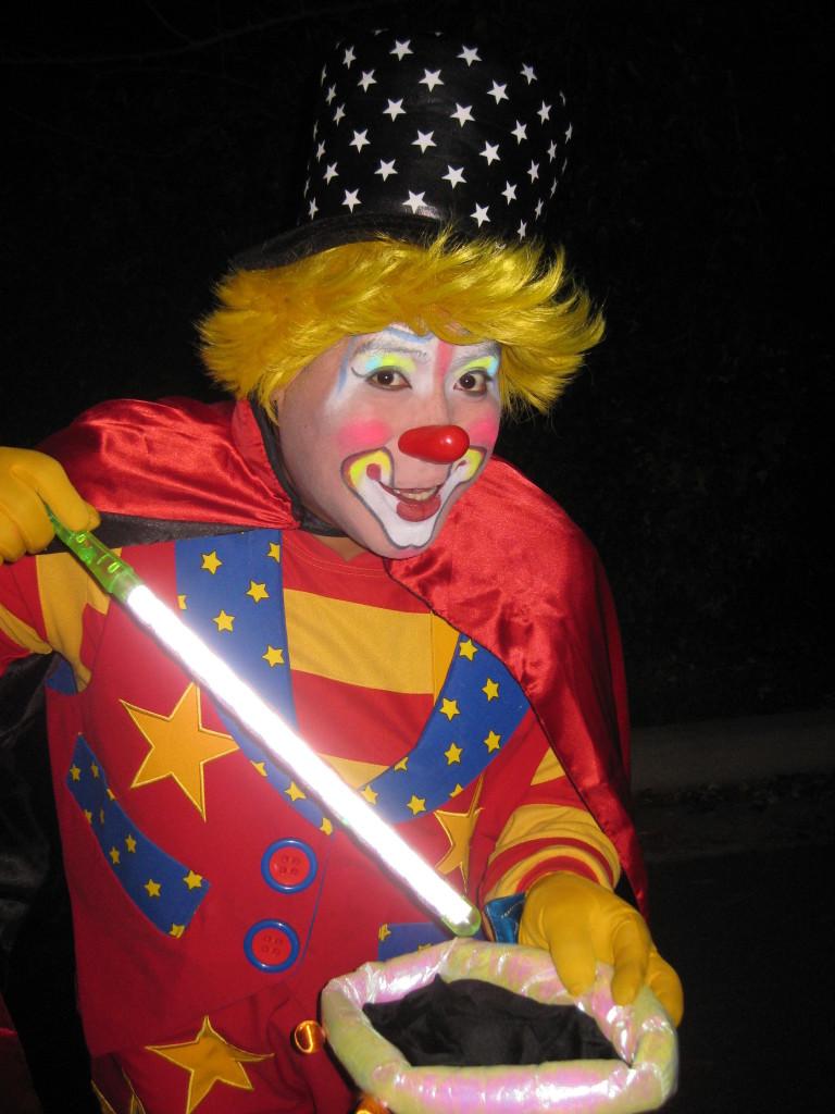 Pelukyta at the Vienna Halloween Parade
